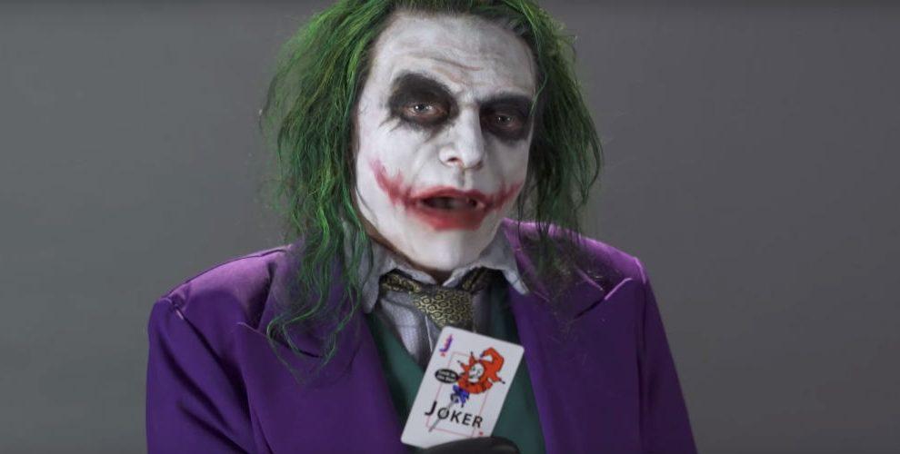 Tommy Wiseau ως Joker
