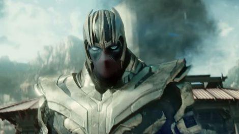 Ο Deadpool κάνει εισβολή και κατάληψη στο trailer του Infinity War