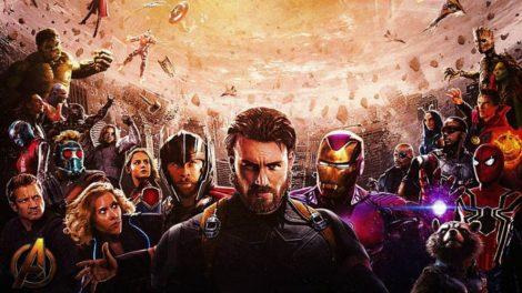 Infinity War Trailer #2