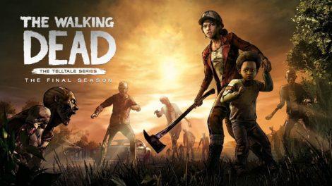 τελευταία σεζόν του The Walking Dead