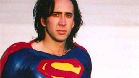 Nicolas Cage θα γίνει Superman