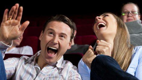 Tύποι ανθρώπων που πηγαίνουν στον κινηματογράφο