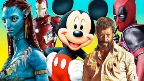 συμφωνία Disney-21th Century Fox