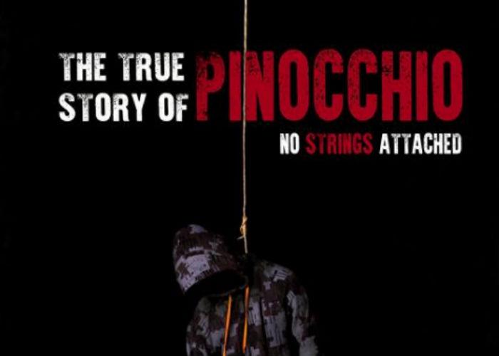 η αληθινή ιστορία του Πινόκιο