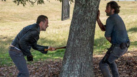 νερόβραστο τέλος του The Walking Dead