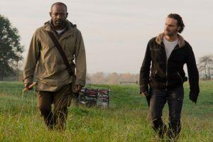 Αμολήστε τον Rick μαζί με τον Morgan να ανέβουν τα νούμερα dammit