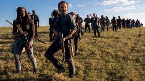 αινιγματικό tweet του The Walking Dead