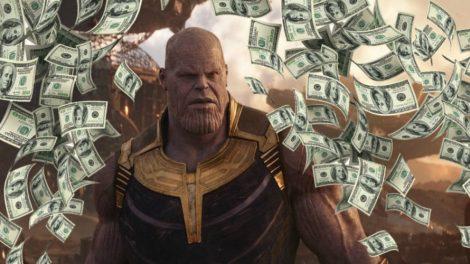 Το Infinity War είναι πια στην #4 θέση όλων των εποχών εισπρακτικά