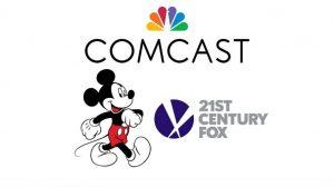 Σφήνα στην Disney μπαίνει η Comcast για την Fox