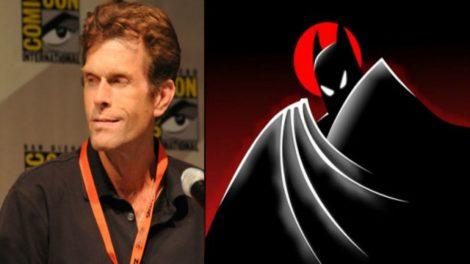 Kevin Conroy μιλάει για το Batman The Animated Series