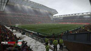 Επανέρχεται το... χιόνι στο PES 2019 αλλά οι χρήστες αντιδρούν