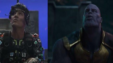cgi του Infinity War