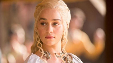 Η Emilia Clarke ολοκλήρωσε τα γυρίσματά της για το Game Of Thrones και αποχαιρετά