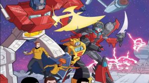 Star Trek vs Transformers