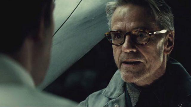 Θα μπορούσε ο Jeremy Irons να είναι ο Ozymandias στη σειρά Watchmen;