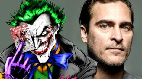 φοβισμένος με τον Joker είναι ο Joaquin Phoenix