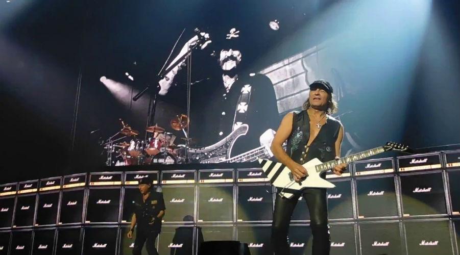 Οι Scorpions διασκεύασαν το Overkill των Motorhead παρέα με τον Phil Campbell
