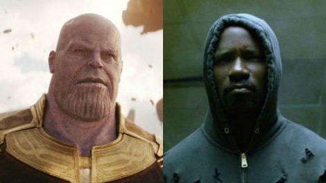 Ο Mike Colter / Luke Cage «μαλώνει» τον Josh Brolin / Thanos σε ένα απολαυστικό tweet